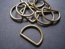 D -  ring  22 mm