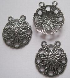1 Hangertje-bloem  16 mm
