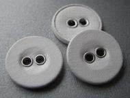 Linnen knoop € 0,18  15,5 mm