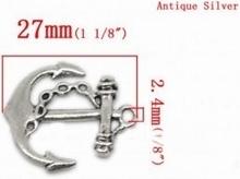 1 Anker  27 x 24 mm