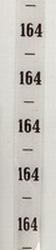 Band - schwarz  maat 164