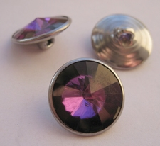 Strass - Button  18 mm