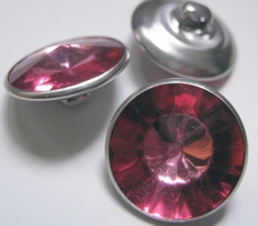 Strass - Button  15 mm