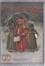 Postkart - Sajou 7  15 x 10 cm