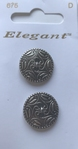 2 Buttons - Elegant 20 mm