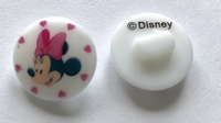 Walt Disney - knoop 15 mm