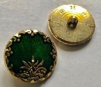 Gold-Knoop 24 mm