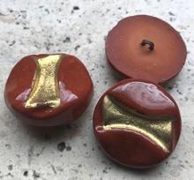 Antique Knöpf 15 mm