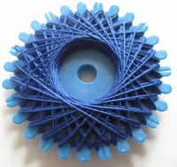 IJzergaren - blauw