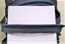Band - donkerblauw (2,5 mtr) 7 mm