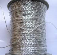 Koord 1-Silberstring 1 mm