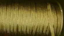 Elastiek-Goud  (3 mtr) 3 mm