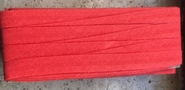 Biasband - rood 12 mm