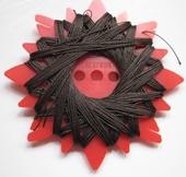Iron yarn - darkbrown