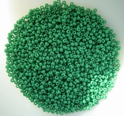 Beads - glass ( 20 gram ) 25 gram - 2 mm