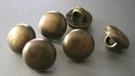 Gold - Knoop 10 mm