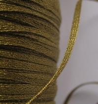 Band - goudplatband (5mtr) 2 mm