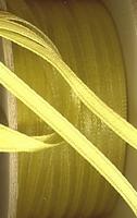 Lint - geel 4 mm