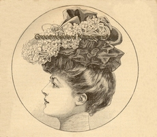 1907 20 x 23 cm