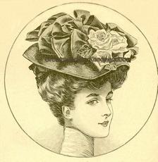 1907 20 x 19,5 cm
