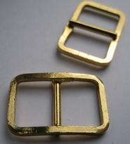 Schnallen - Goldfarbe 20 x 29 mm