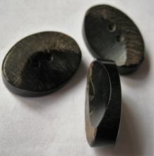 Knoop - Hoorn 27 x 19 x 7 mm