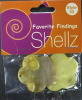 Favorite Findings - Shellz 53 38 mm