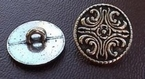 Button Bjorg Middels 20 mm