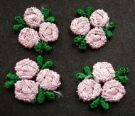 4 Flowers 15mm