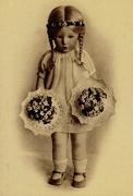 Puppe 15 x 10,5 cm