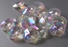 8 Glitters - rond 10 mm