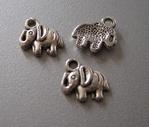 1 Elefant 12 x 11 mm
