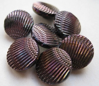 Glasknoop - Koralle 10 mm