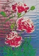 Blumen 14,5 x 10,5 cm