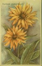 Blumen 14 x 9 cm