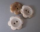 Flower - button 17 mm