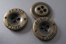Jeansknoop 15 mm