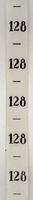 measure - ribbon maat 128