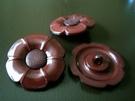 Flower - Button 36 mm