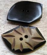 Knoop - Hoorn  55 mm