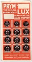16 Buttons 7.5 x14,5 cm