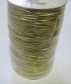Rol elastiek-Goud  264 mtr. 1,5 mm