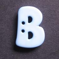 B - lichtblauw 18 mm