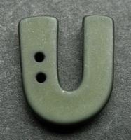 U - donkergroen 18 mm