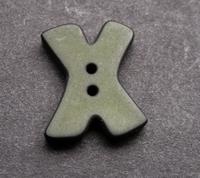 X - donkergroen 18 mm