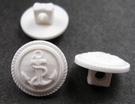 Ankerknoop-wit 12 mm
