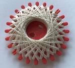 Iron yarn - ecru