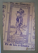 Postkart - Sajou 18 15 x 10 cm