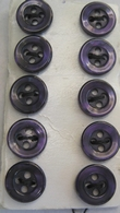 10 Buttons 10 mm