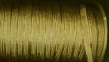 Gold - Elastiek / 132 mtr 6 mm